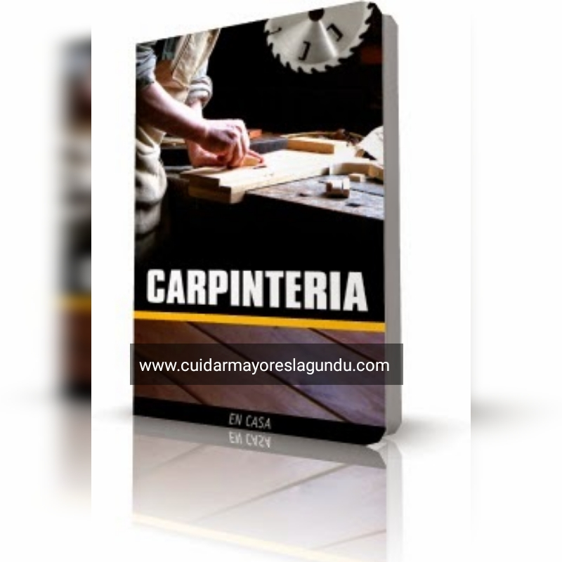 Carpinteria en casa ebook libro electronico