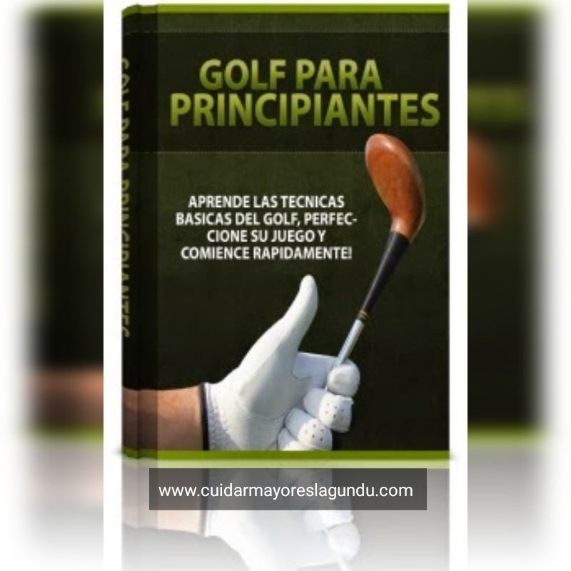 Golf para principiantes eBook libro electronico